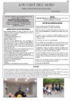 bulletin n°41